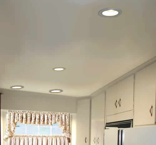 Update Old Recessed Light Fixtures with Recessed Can Lights - Learn ...