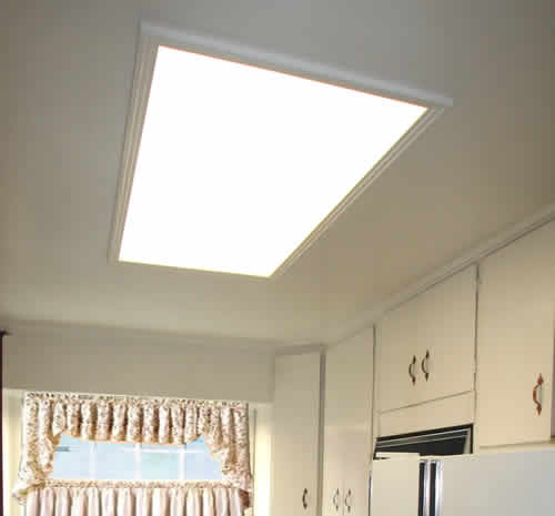 Light Fixtures With Recessed Can Lights