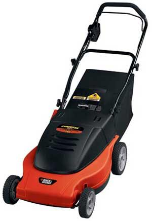 Review Black Amp Decker 24v Cordless Lawn Mower Cmm1200