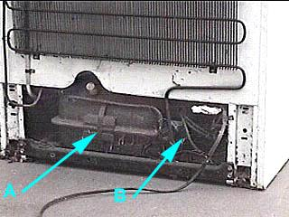 Refrigerator Repair Guide How To Test The Compressor